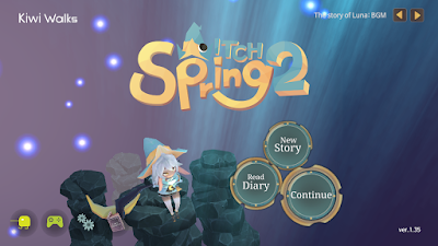 Download Game Android Gratis Witch Spring 2 (Premium) apk + obb