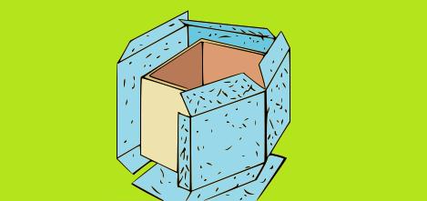 assemblare-costruire-scatole-cartone-fai-da-te