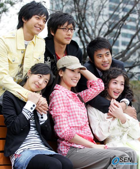 Những Nàng Công Chúa Nổi Tiếng Hàn Quốc