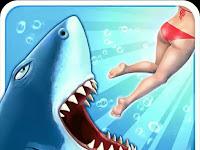 Hungry Shark Evolution v4.5.0 MOD APK (MOD Coins/Gems) Terbaru Full Version