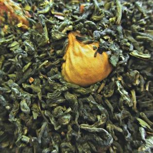 Specialitate de ceai verde cu smochine