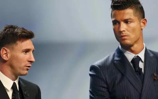 AGEN BOLA - Kalahkan Messi, Ronaldo Raih Gelar Pemain Terbaik UEFA