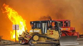 φονικές πυρκαγιές στην Καλιφόρνια