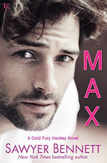 Max: A Cold Fury Hockey Novel (Carolina Cold Fury Hockey) Kindle Edition by Sawyer Bennett
