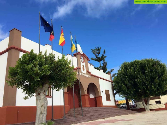 Fuencaliente contrata a catorce personas para desarrollar proyectos sociales y mejorar infraestructuras del municipio