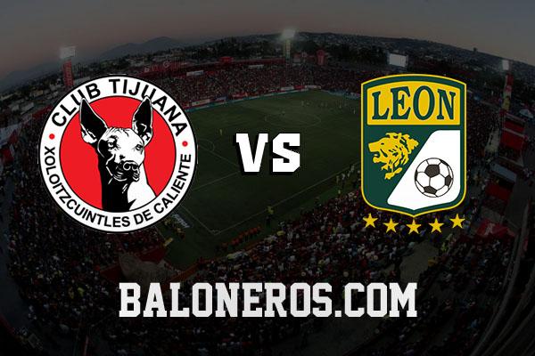 Xolos Tijuana vs León 2016