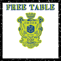 December's Free/PWYW d30 Table is now Available!