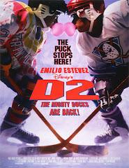 The Mighty Ducks 2 (Los campeones 2) (1994)  [Latino]