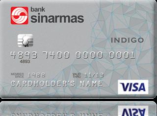 Secure Credit Card Bank Sinarmas