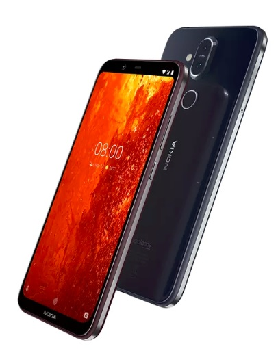 Nokia 8.1 : Full Hardware Specs, Features, Prices and Availability