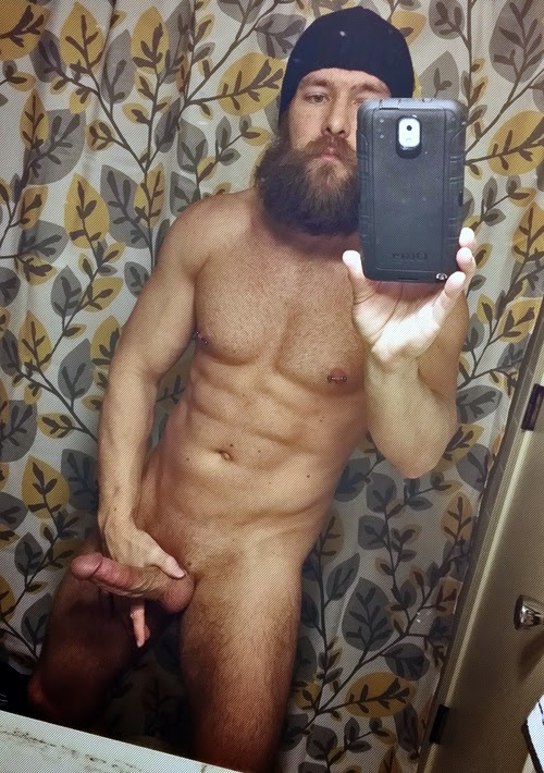 Nude straight beard guys gay when i asked 7