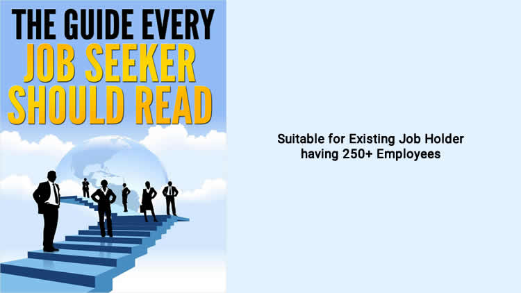 The Guide Every Corporate Job Seeker Should Read - 100% Free eBook