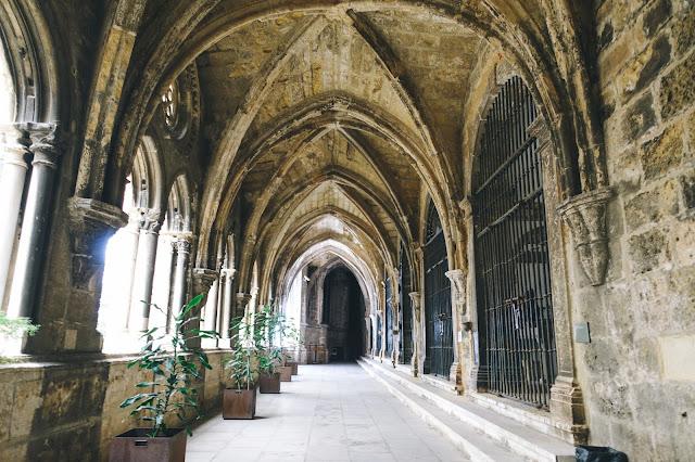 リスボン大聖堂(Sé de Lisboa)|回廊(Claustro)