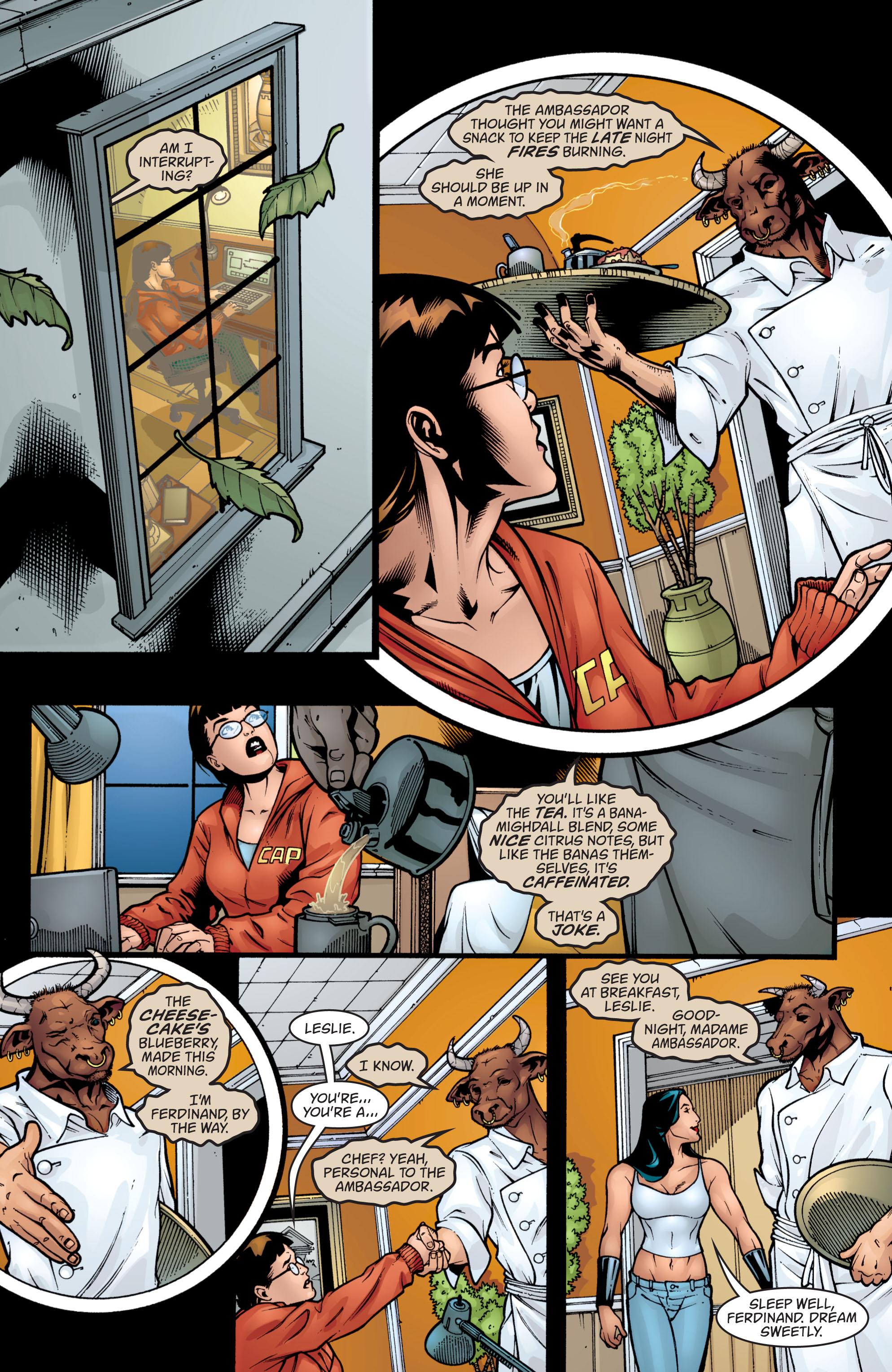 Read online Wonder Woman (1987) comic -  Issue #206 - 8