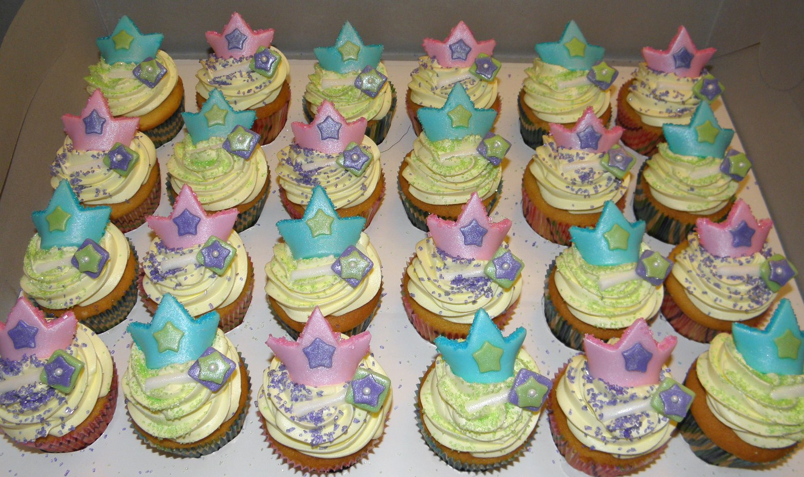 Cookie Dreams Cookie Co Princess Amp Prince Themed Cupcakes