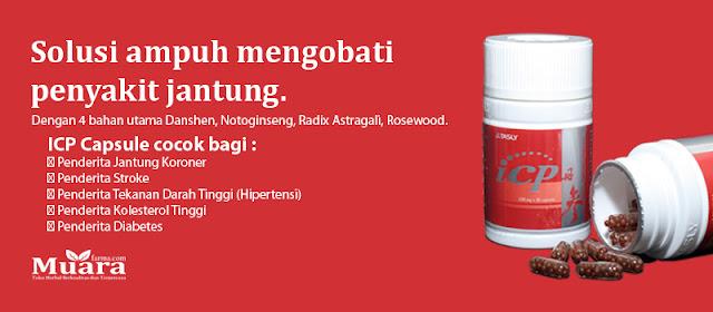 Beli Obat Jantung Koroner ICP Capsule Di Palembang, beli icp capsule murah, harga icp capsule, icp capsule palembang