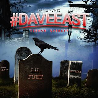 New Music: Vernon Garrett - #DaveEast VMix (On God Freestyle)