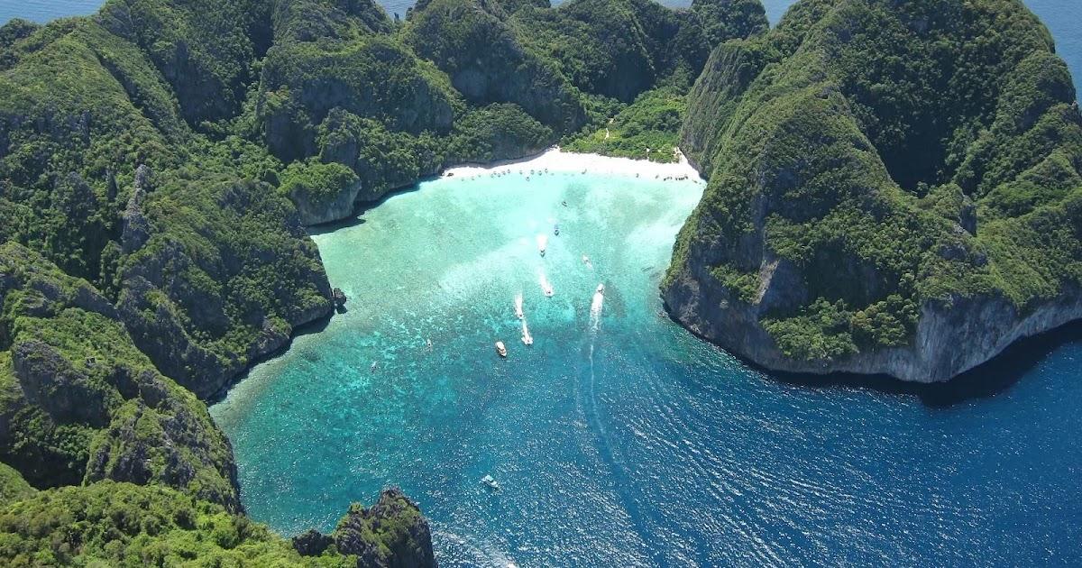 Le 10 isole pi belle della thailandia mondo tempo reale for Isole da sogno a sud della birmania codycross