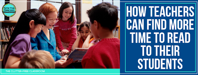 Learn why read alouds are so important in elementary classrooms, how to fit in during the school day, and how parents can fit it in at home. You will get all the tips and ideas you need to starting implementing a daily interactive read aloud in your classroom. #readaloud #readalouds #reading