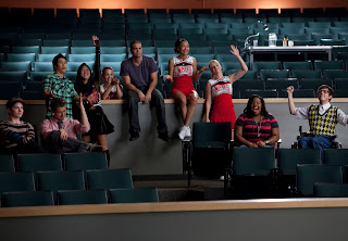 "Recap/review of Glee 2x01 ""Audition"" by freshfromthe.com"