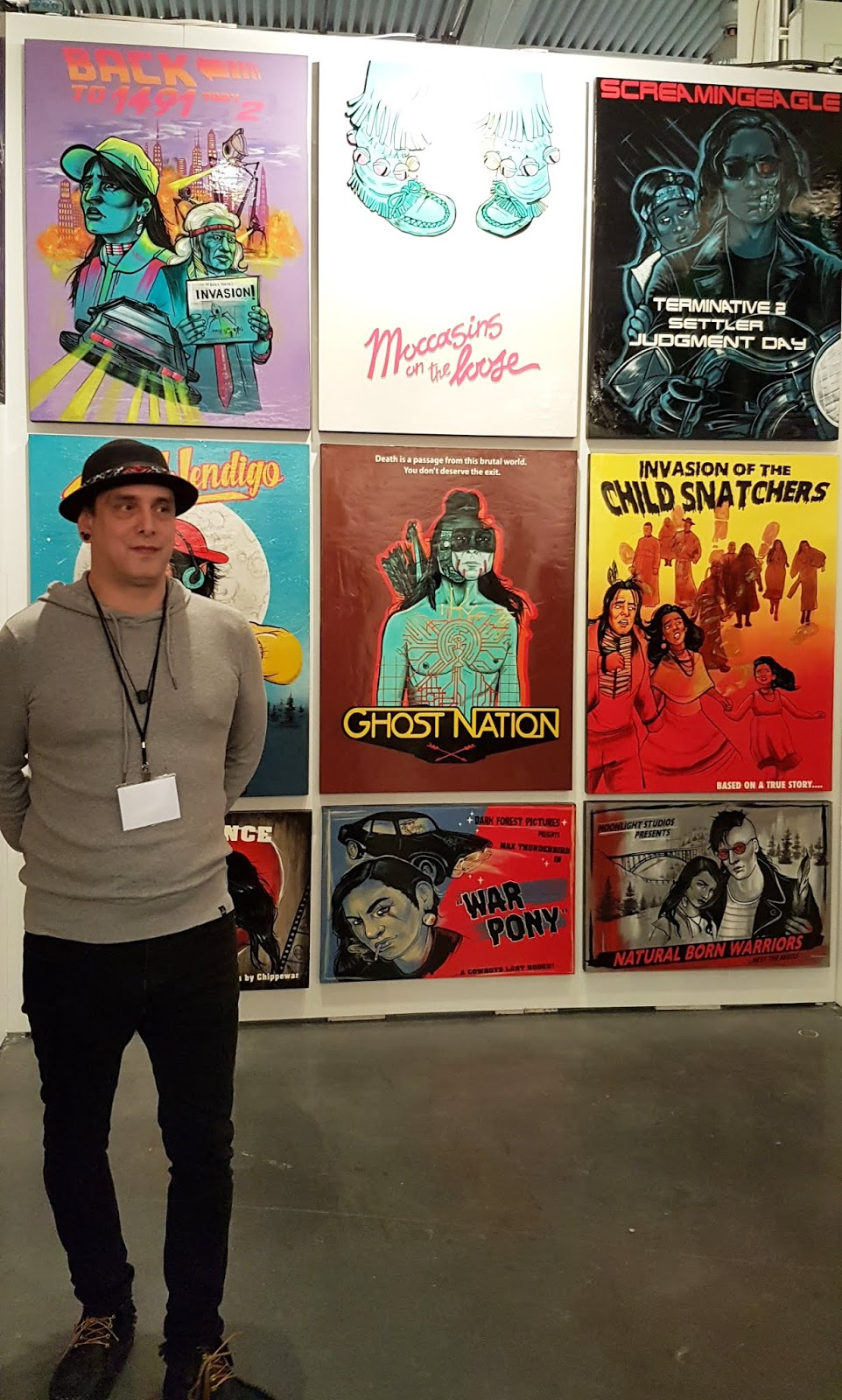 Chino Kino The Artist Project Showcases Canadian Art This