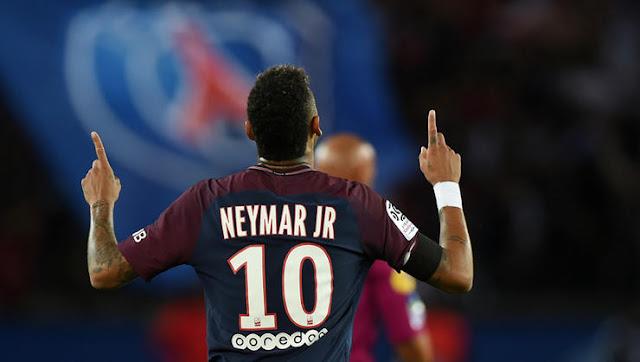 Neymar (Barcelona to PSG, £198m)