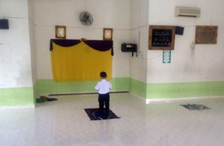 Bapa Amsyar Kongsi Tip Didik Anak Solat Sejak Kecil Termasuk Solat Sunat Duha