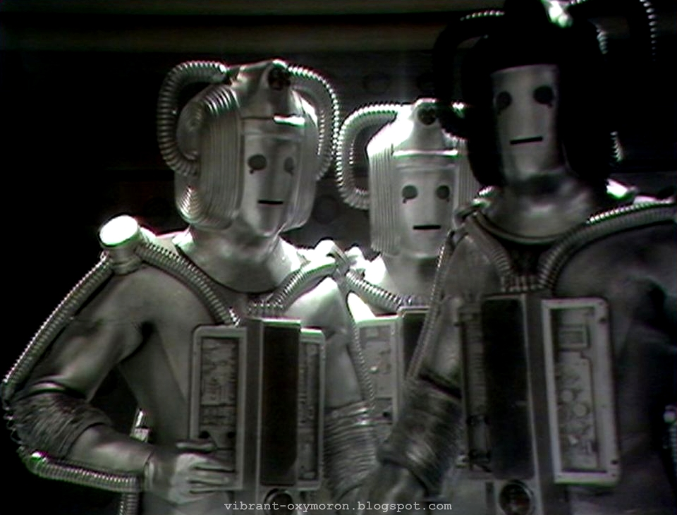 classic cybermen - photo #2