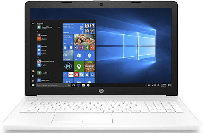 HP Notebook 15-da0027ns