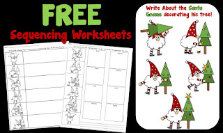Free Sequence Writing about the Santa Gnome