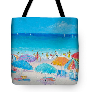 Beach bags and tote bags