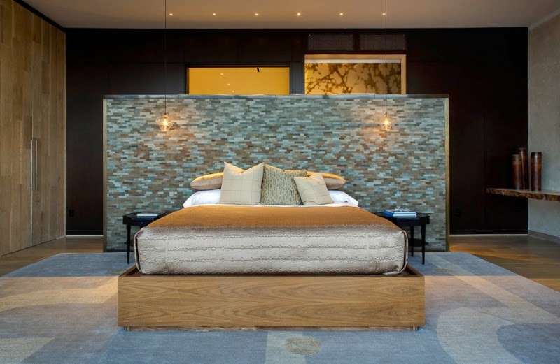 Headboard For Bed Is For Wall Decoration In The Bedroom