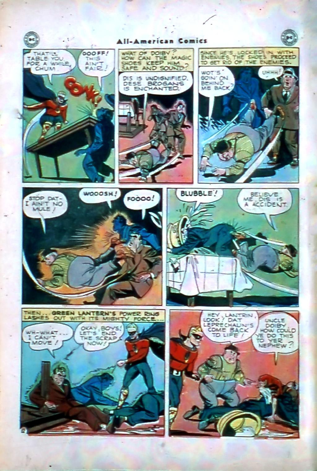 Read online All-American Comics (1939) comic -  Issue #74 - 14