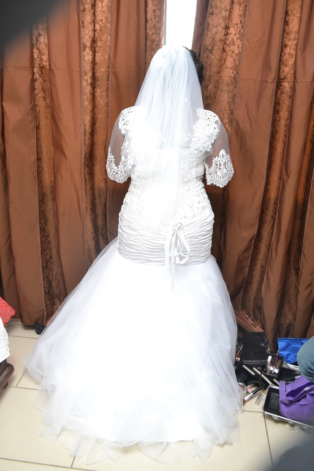 Stella dimoko wedding dresses for sale on for Wedding dresses used once