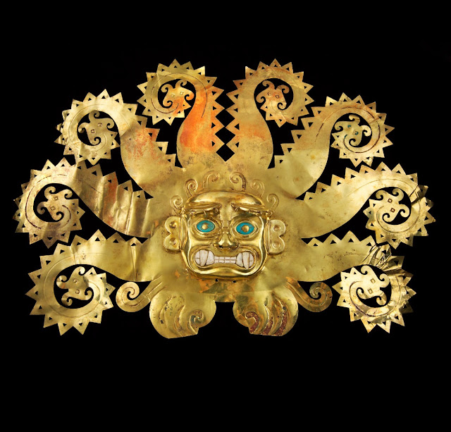 'Golden Kingdoms: Luxury and Legacy in the Ancient Americas'at the Getty Center, LA