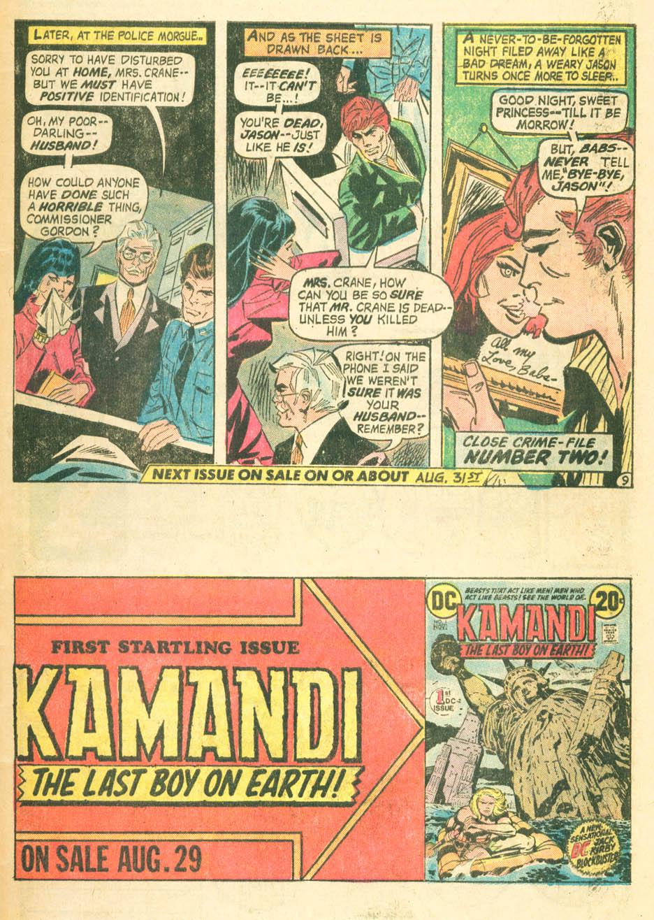 Detective Comics (1937) 427 Page 32