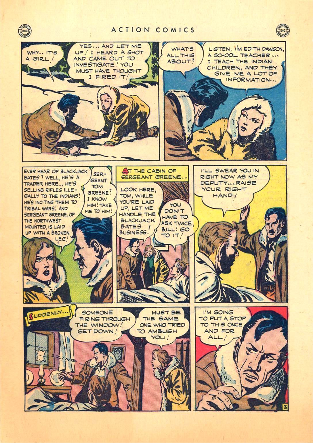 Action Comics (1938) 73 Page 33