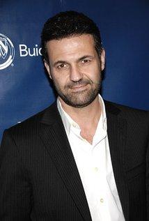 Khaled Hosseini. Director of The Kite Runner