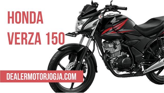 Spesifikasi Terbaru Motor Honda Verza 150R