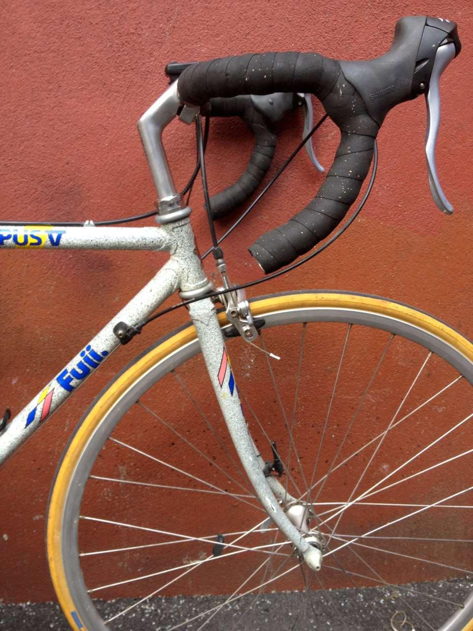Bike Boom refurbished bikes: 1989 Fuji Opus V