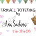 Giveaway : Travel Totebag by Ana Suhana.