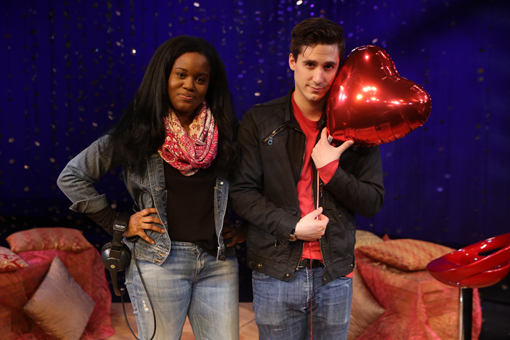 Jeanette Illidge and Patrick Wade   Nobody Loves You   Horizon Theatre