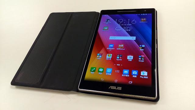 喇叭、擴充電源、平板「三位一體」的 ASUS ZenPad Z380KL + Audio Cover - 2