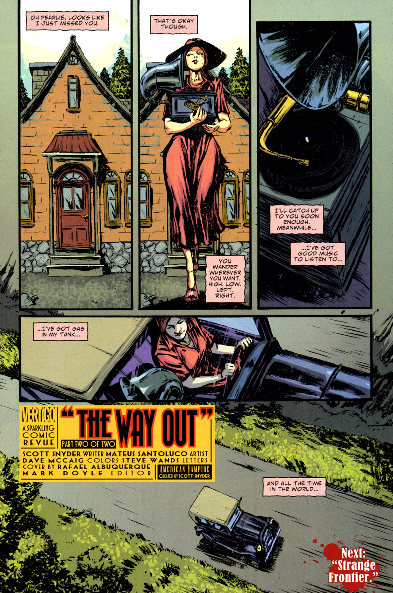 American Vampire issue 11 - Page 25
