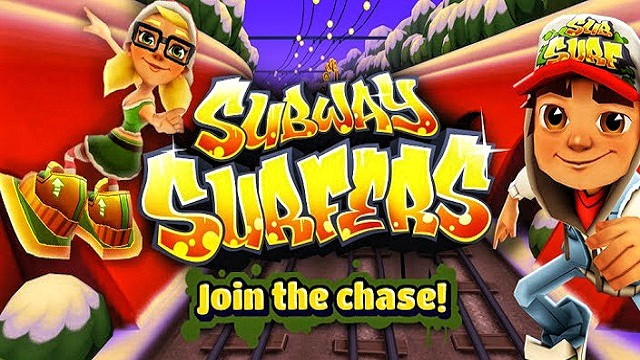 Subway Surfers is a most popular platformer/action game with a mechanic very similar to Temple Run, where you have to escape from a railway inspector angry with you for spraying graffiti over the station.