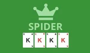Örümcek İskambili - Spider Solitaire