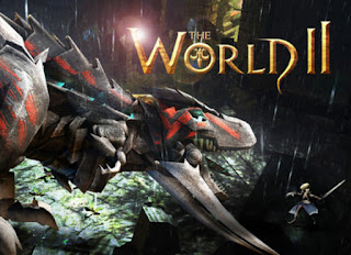 download Game The World II Hunting BOSS Mod Apk OBB Full Data v1.41 Android