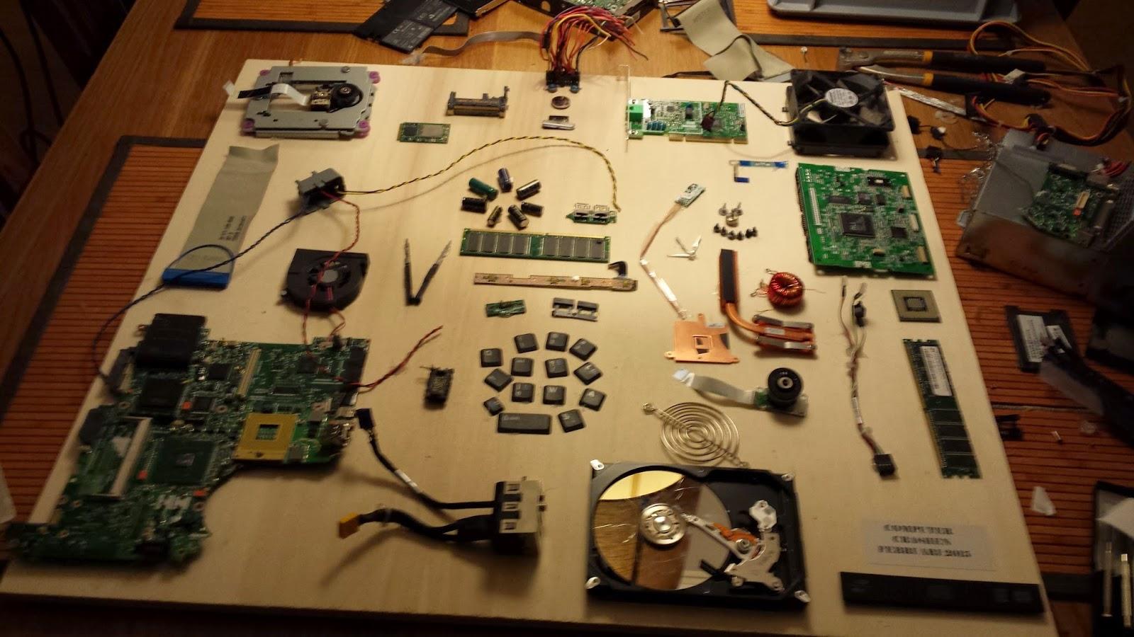 eerst computers toen boeken
