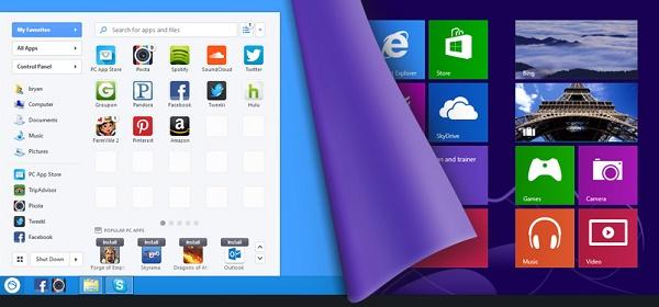 شرح وتحميل برنامج Pokki For Windows 8