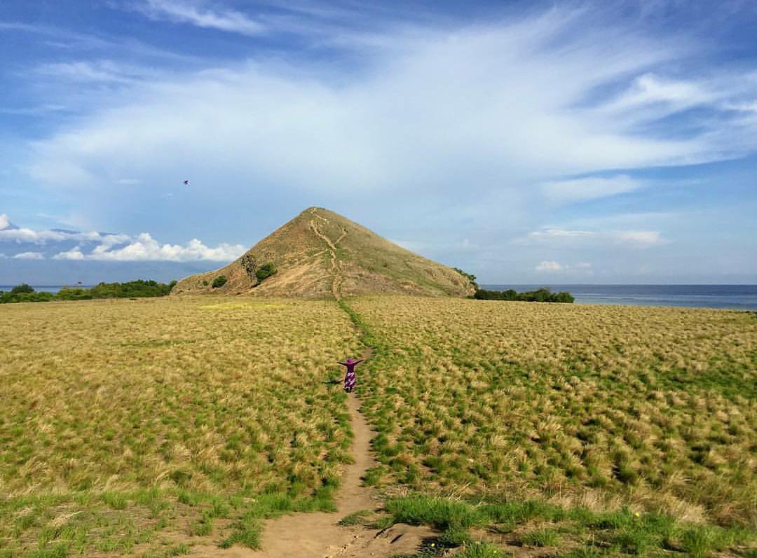 Pulau Kenawa (Photo by: instagram/chantcute)